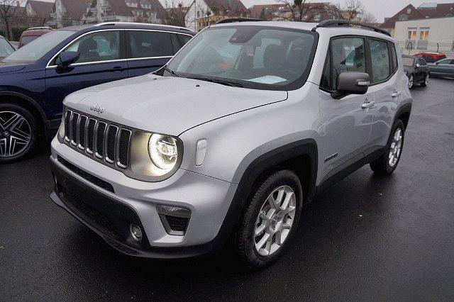 Jeep Renegade - 1.3 T-GDI Limited FWD*Parkassist*DAB*