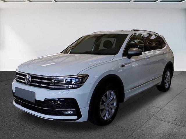 Volkswagen Tiguan Allspace - Highline 2,0 l TDI SCR 4MOTION 7-Gang-Doppelkupplungsgetriebe DSG ,