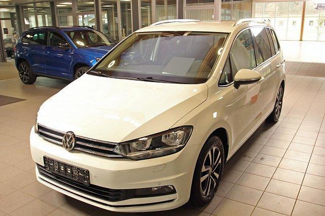 Volkswagen Touran - 2.0 TDI DSG UNITED, 7-Sitzer, Kamera, Navi, ACC, DAB