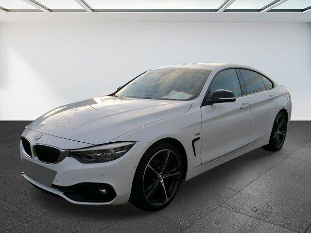 BMW 4er - 430iA Gran Coupe Sport Line 19-Zoll Räder Harman Kardon Adapt. LED