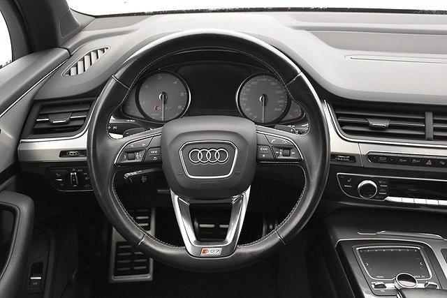 Audi SQ7 4.0 TDI Quattro Tiptronic Alcantara/Keramikbre