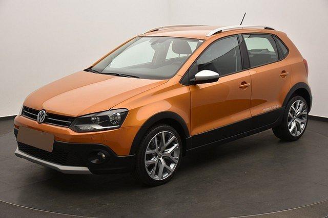 Volkswagen Polo - 1.2 TSI CrossPolo AHK/Sportsi