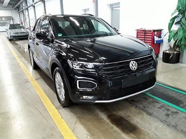Volkswagen T-Roc - 2.0 TSI 4M DSG Sport Black Style Pano LED 18