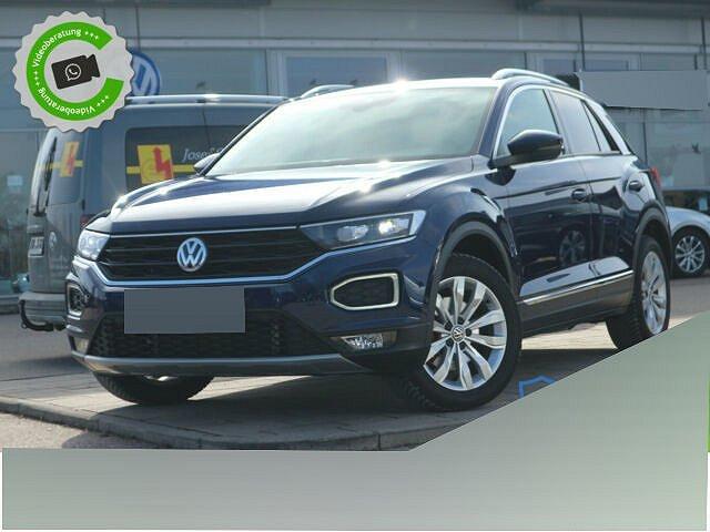Volkswagen T-Roc - 1.5 TSI DSG SPORT NAVI+EL. HECKKLAPPE+LED+