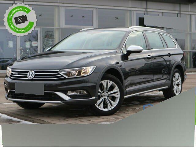 Volkswagen Passat Alltrack - 2.0 TDI DSG 4-MOTION NAVI+AHK+BL