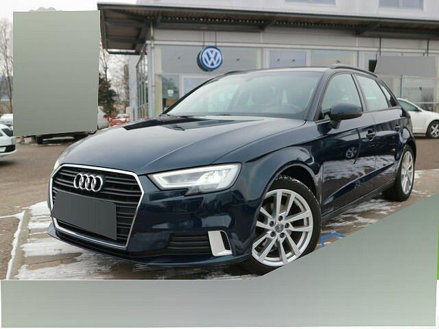 Audi A3 Sportback - 2.0 TDI S-tronic SPORT NAVI+LED+BLU