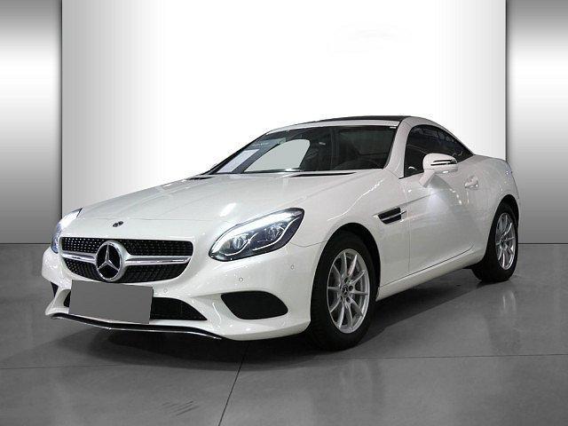 Mercedes-Benz SLC-Klasse - SLC 180 SHZ LEDER PTS NAVI LED 2,99 EFF* EU6