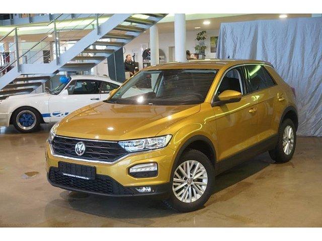 Volkswagen T-Roc - 1.6TDI*Navi Spurass. PDCv+h SHZ VKZ-Erkenn