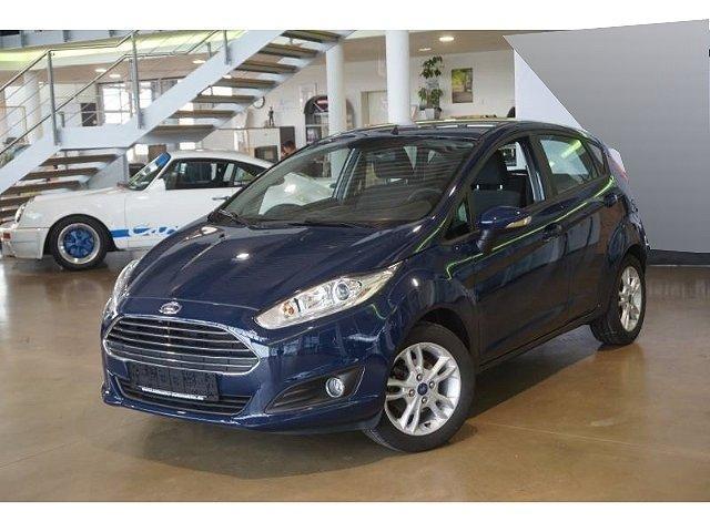 Ford Fiesta - SYNC Edition 1.25 Klima SHZ BT-Freisprech