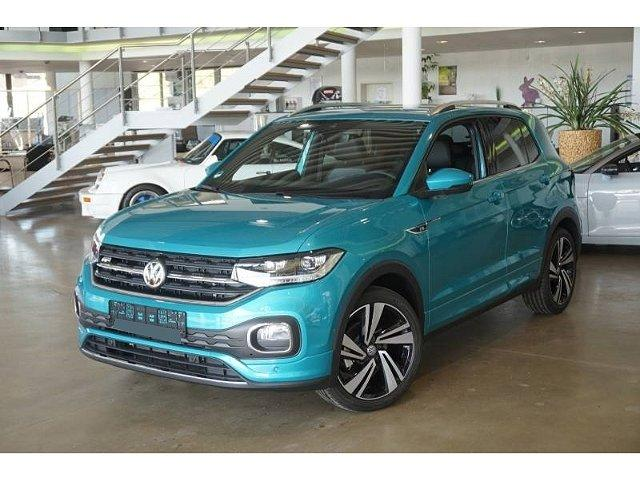 Volkswagen T-Cross - R-Line 1.0TSI* DSG LED beats ACC 18''Alu