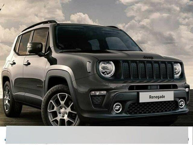 Jeep Renegade - 1.0 T-GDI Limited MY21 LED - NAVI