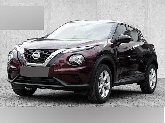 Nissan Juke - DIG-T 117 Acenta Navi Komfort Paket