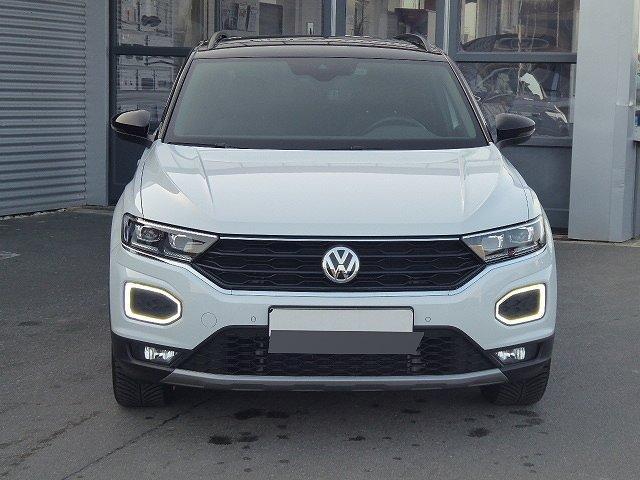 Volkswagen T-Roc - Sport TSI +ACC+KAMERA+DACH SCHWARZS+FAHRER