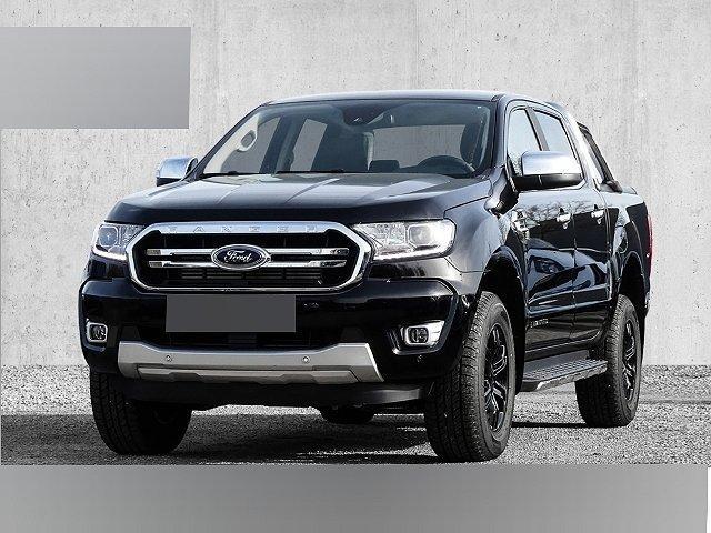 Ford Ranger - Limited 2.0l Auto. DoKa Rollo Xenon ACC A