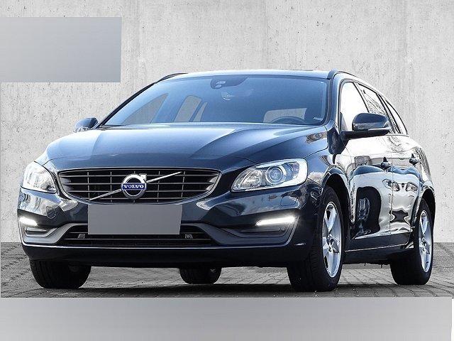 Volvo V60 - Kombi Linje Business D4 Navi StandHZG Dyn. Kurvenlicht Rückfahrkam. PDCv+h LED-Tagfahrlicht