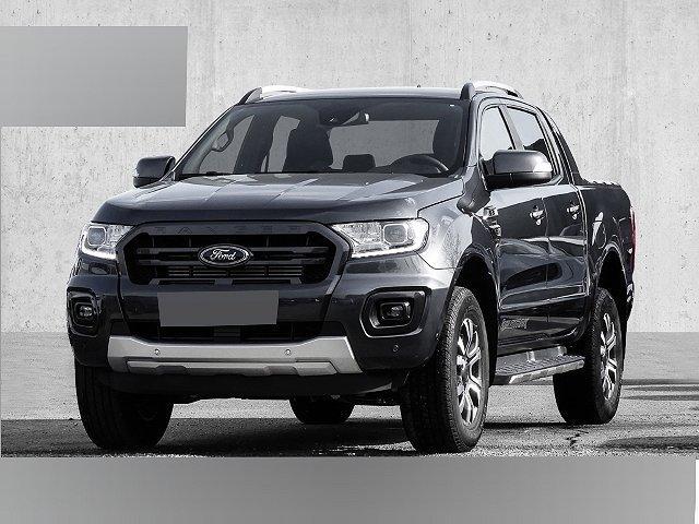 Ford Ranger - Wildtrak 2.0l Auto. DoKa Rollo Xenon ACC