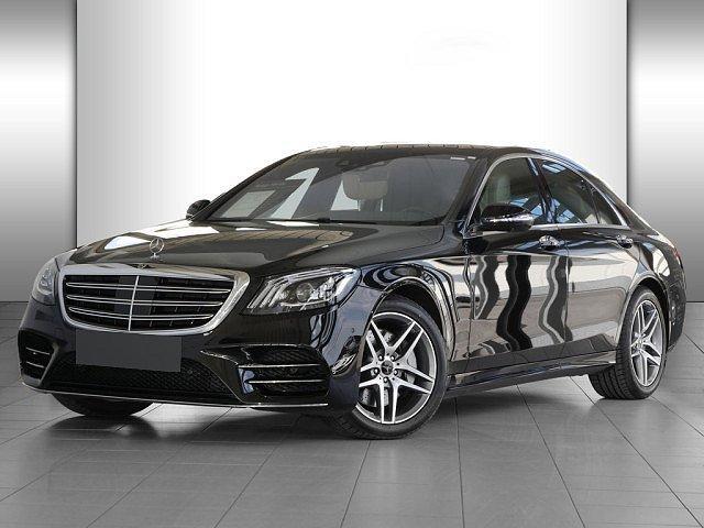 Mercedes-Benz S-Klasse - S 350 d 4M AMG Line Abstandstemp. LED Pano HUD