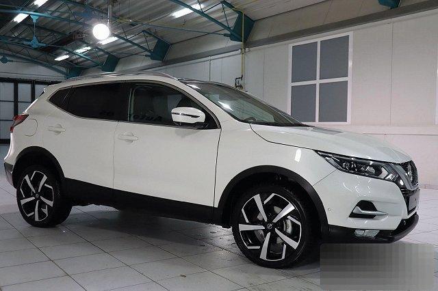 Nissan Qashqai - 1,7 DCI XTRONIC AUTO. ALL-MODE 4X4I TEKNA LED PANO BOSE LM19