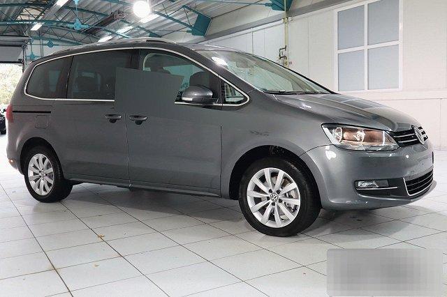 Volkswagen Sharan - 2,0 TDI DSG SCR HIGHLINE 7-SITZER NAVI KLIMA PANO AHK LM17