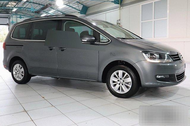Volkswagen Sharan - 1,4 TSI DSG COMFORTLINE 7-SITZER KLIMA LM16