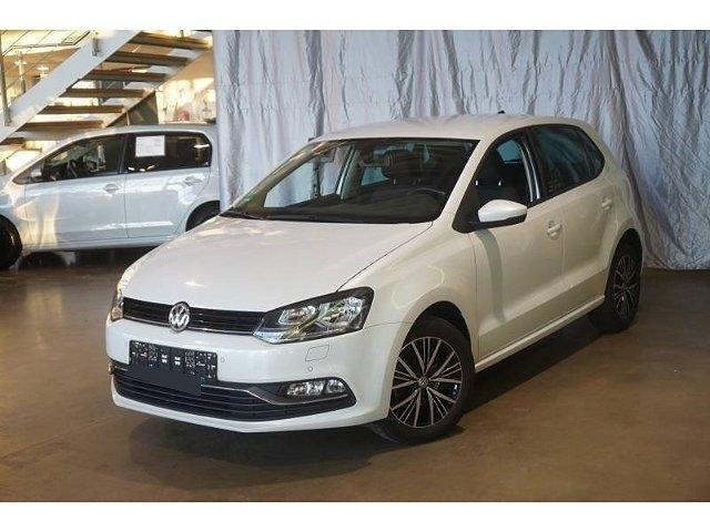 Volkswagen Polo - Allstar 1.2TSI Navi Klimaaut SHZ PDCv+h