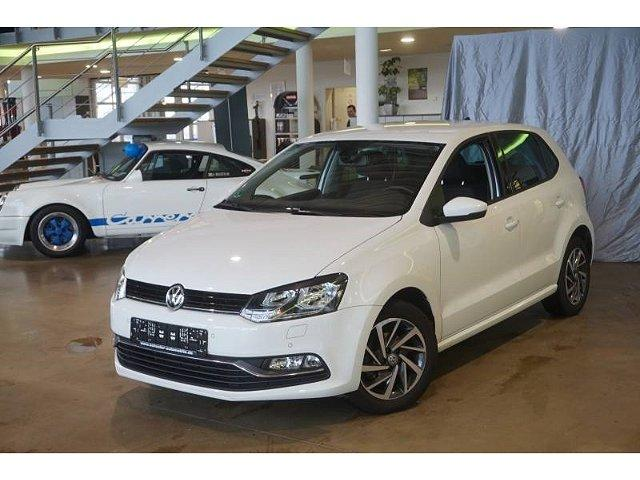 Volkswagen Polo - Sound 1.0 Navi Klimaaut SHZ PDCv+h