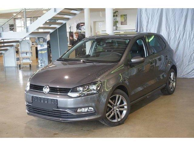 Volkswagen Polo - Allstar 1.2TSI LED Navi Klimaaut SHZ PDCv+h