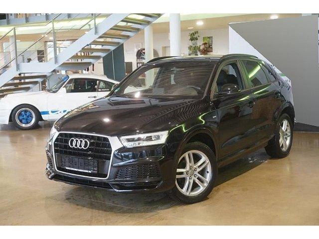 Audi Q3 - 2.0TDI S line LED Keyless Fernlichtass. SHZ