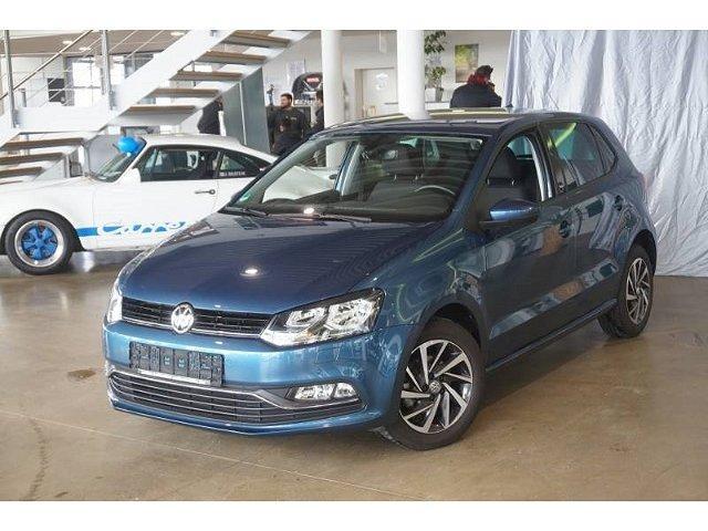 Volkswagen Polo - Sound 1.2TSI Navi Klimaaut SHZ Tempomat PDC