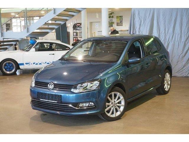 Volkswagen Polo - Highline 1.2TSI StandHZG Klimaaut SHZ PDCv+h