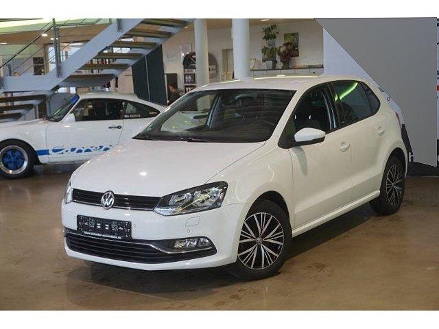 Volkswagen Polo - Allstar 1.2TSI Klimaaut SHZ BT-Freisprech