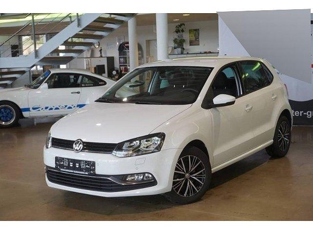 Volkswagen Polo - Allstar 1.2TSI Klimaaut SHZ Nebelsch PDCv+h