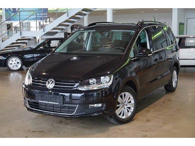 Volkswagen Sharan - Comfortline 1.4 TSI 7-Sitzer DSG Navi SHZ