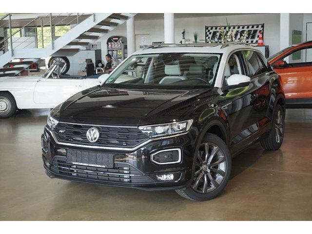 Volkswagen T-Roc - R-Line 4Mot 2.0TDI*DSG ACC Beats Pano AHK