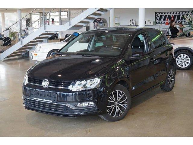 Volkswagen Polo - Allstar 1.0 Tempomat SHZ Klimaautom. PDCv+h