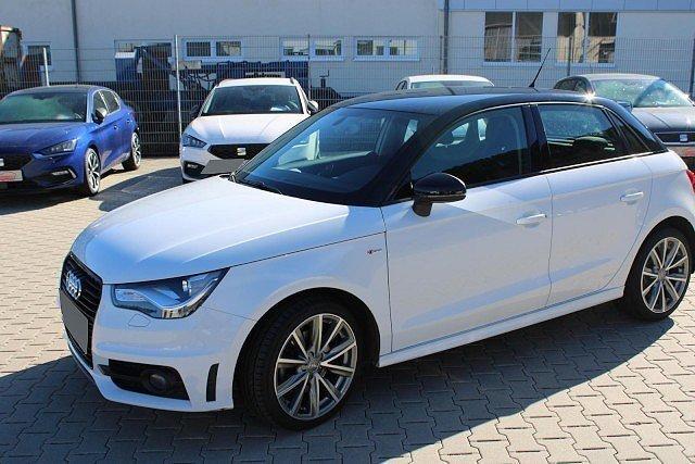 Audi A1 - 1.4 TFSI DSG S-Line Sondermodell Admired