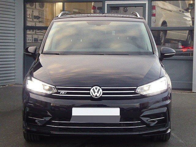 Volkswagen Touran - Highline R-Line TSI +18 ZOLL+7 SITZE+ACC+