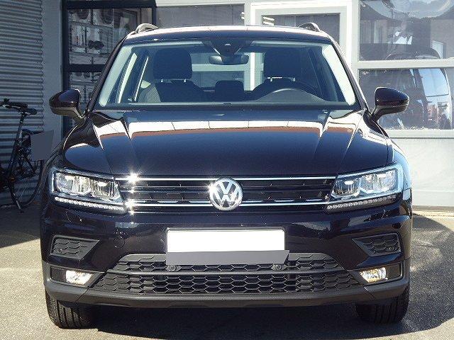 Volkswagen Tiguan - Comfortline TSI +17 ZOLL+ACC+LED+DAB
