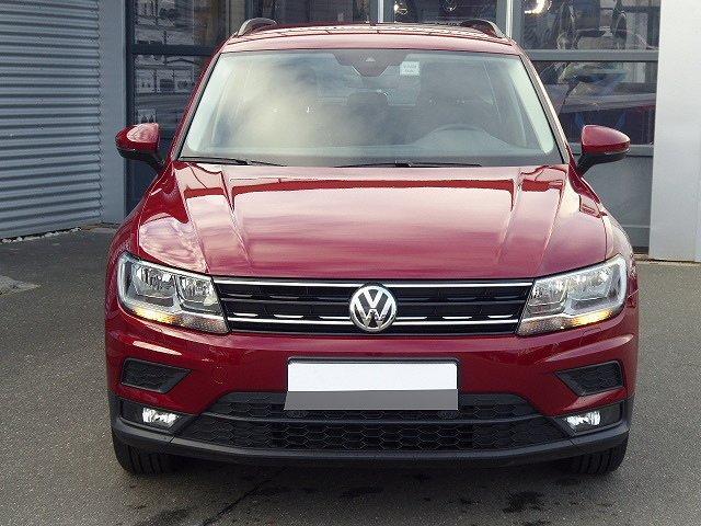 Volkswagen Tiguan - Comfortline TSI+ACC+NAVI+DAB+WINTERPAKET