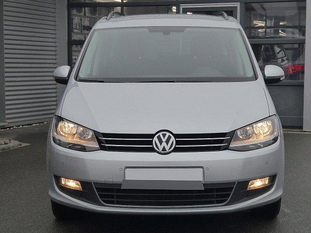 Volkswagen Sharan - Comfortline TSI +7 SITZE+NAVI+SITZHEIZUNG
