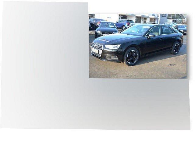 Audi A4 Limousine - 2.0 TDI quattro S-tronic sport Navi/Alcantara-L