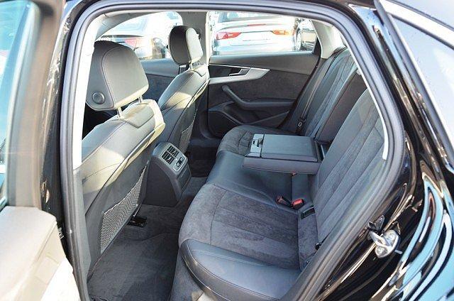 Audi A4 Limousine 2.0 TDI quattro S-tronic sport Navi/Alcantara-L