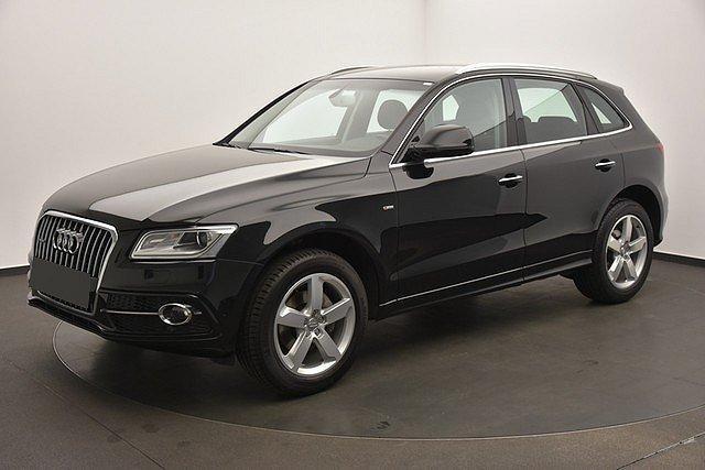 Audi Q5 - 2.0 TFSI Quattro Tiptronic 2xS-line Navi/Xenon/