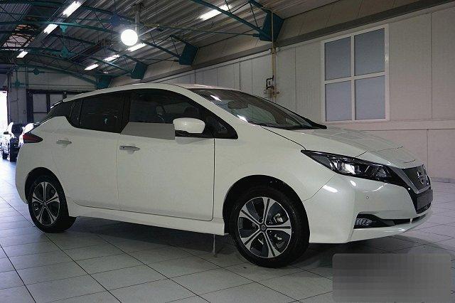 Nissan Leaf - 62KW AUTO. E+ N-CONNECTA WINTERPAKET LED