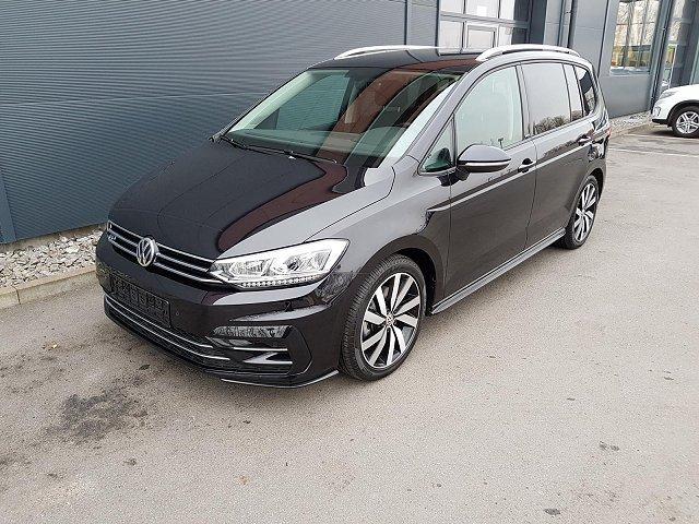 Volkswagen Touran - 1.5 TSI United R-LINE*7-SITZER*KAMERA*LED