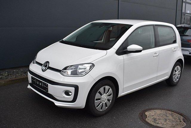 Volkswagen up! - 1.0 Move 5-TÜRER*SHZG*RADIO*KLIMA*NSW