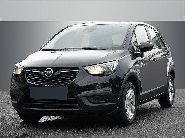 Opel Crossland X - Edition+NAVI+180Grad Kamera+Lenkrad/Sitzheizung+PP+ZV