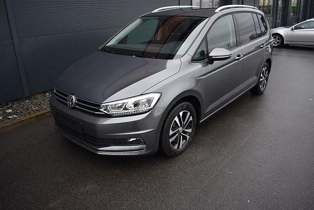 Volkswagen Touran - 1.5 TSI DSG United 7-SITZER*NAVI*LED*SHZG