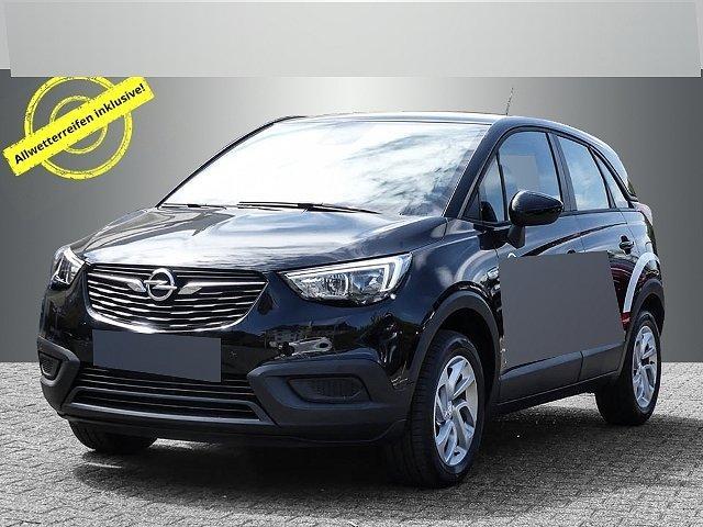 Opel Crossland X - Edition 1.2 *Allwetter+PDCv+h+Beheizb. Frontsch.*
