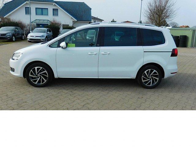 Volkswagen Sharan - 1.4 Comfortli Sound BMT TSI 7Sitze Klima